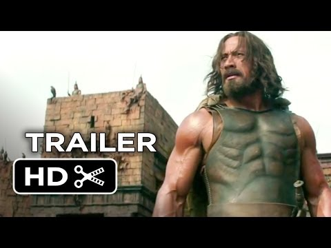 Hercules Official Trailer #2 (2014) - Dwayne Johnson, Ian McShane Movie HD
