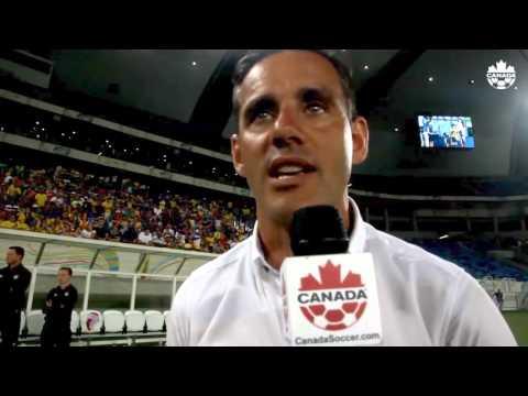 Canada 1:3 Brazil : John Herdman Post-match comments