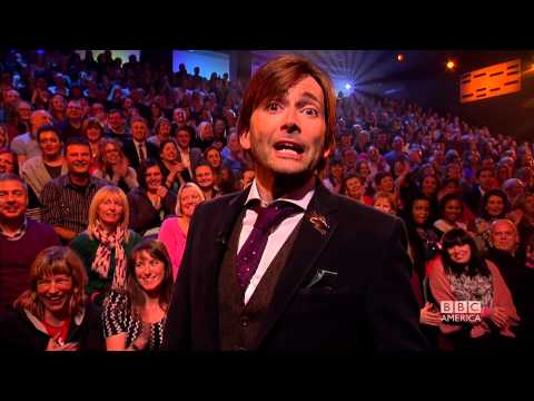 GRAHAM NORTON Regenerates into DAVID TENNANT & MATT SMITH: Doctor Who on The Graham Norton Show