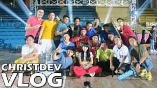 YouTube Rewind Indonesia 2016 Behind The Scene - ChristDev VLOG
