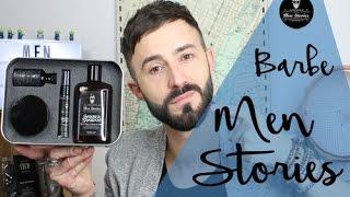 Les produits pour avoir une belle barbe / présentation Men Stories