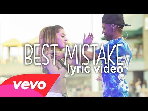 Ariana Grande ❤ Best Mistake {ᴜɴᴘɪᴛᴄʜᴇᴅ ʟʏʀɪᴄ ᴠɪᴅᴇᴏ}