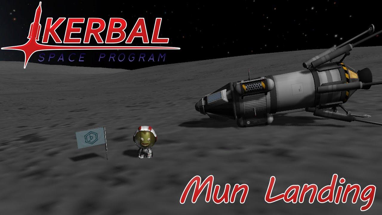 kerbal space program mun mission - photo #24