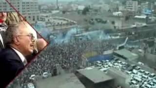 الرئيس صالح يتحدى شعبه