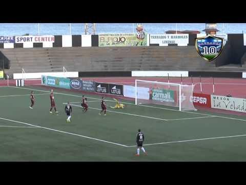 Balona 5 - Córdoba B 0 (09-11-14)