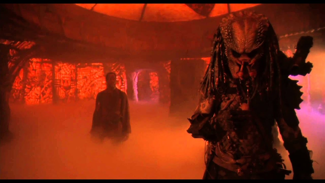Predator 2 Guns Predator 2 The Episode With