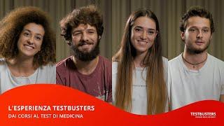 L'esperienza Testbusters - dai corsi al test di medicina
