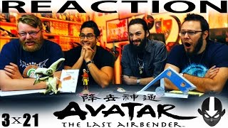 "Avatar: The Last Airbender 3x21 FINAL REACTION!! Sozin's Comet, Part 4: Avatar Aang"""
