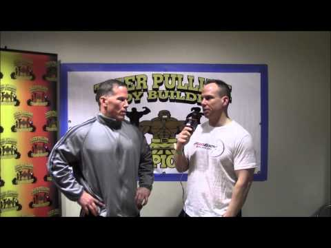 Darin Steen and Tiger Pulliam Interview at 2013 ABA Natural Illinois