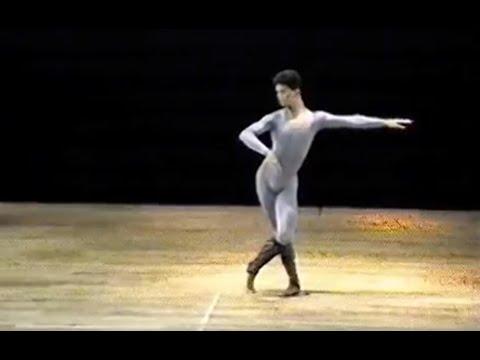 El Bailarin de Raúl Flores Canelo 1991