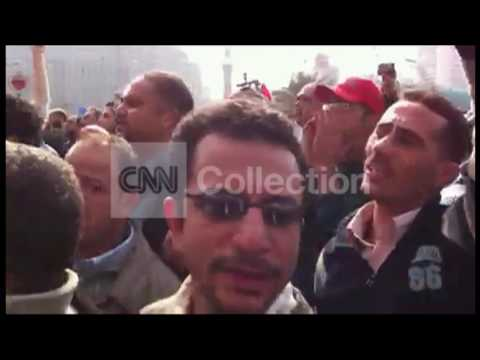 EGYPT ANTI-GOV. PROTEST