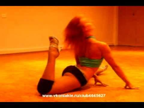 Strip Dance Choreography by Polina Martyanova