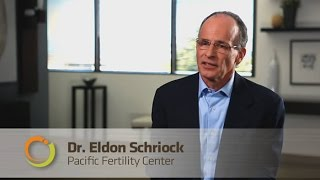 Dr. Eldon Schriock: Bay Area  Infertility Doctor