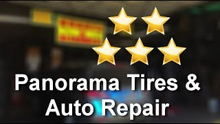 Panorama Tires & Auto Repair - Panorama City, Superb Five Star Review by Cyn A.