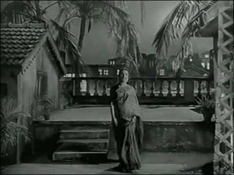 Tera Mera Pyar Amar - Lata Mangeshkar (Asli Naqli - 1962) HD