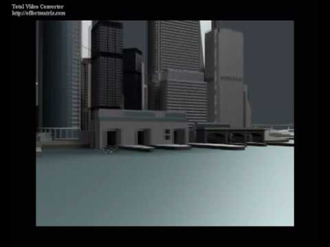 My 3d New York