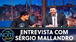Entrevista com Sérgio Mallandro   The Noite (23/05/19)