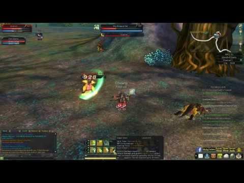 Arcane Saga Online - 55lvl huntress gameplay HD