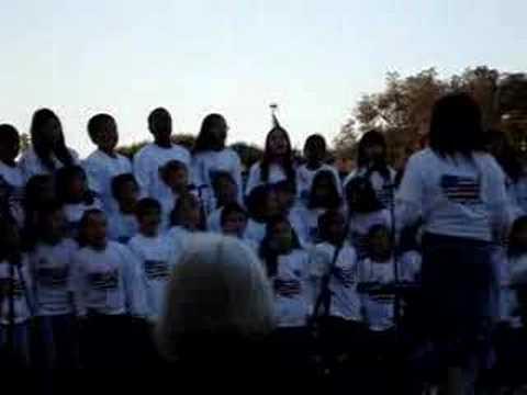 Dublin Unified school District Choir