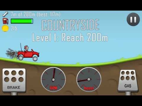 Hill Climb Racing for Android and iOS