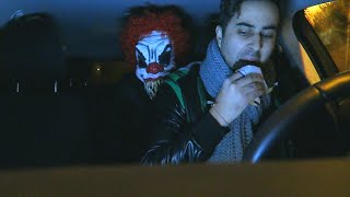 Extra Footage - Scary Clown Nightmare Prank