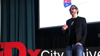 How to build a Billion Dollar app? | George Berkowski | TEDxCityUniversityLondon