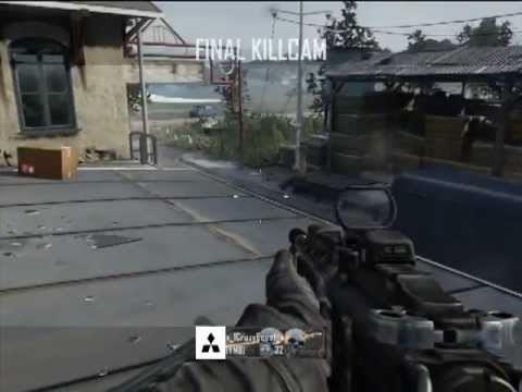 black ops 2-standoff goin ham with the remington 870 mcs