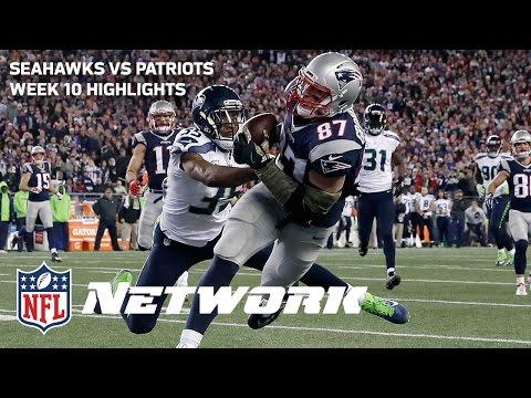 Seahawks Vs Patriots Highlights With Deion Sanders Lt Gameday Prime