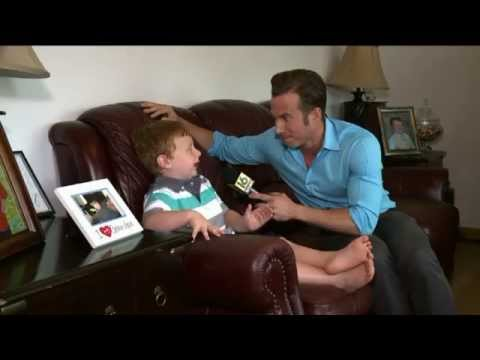 Noah Goes National, Five Year Old apparently Kid Is Internet Sensation video