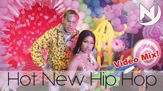 Hot New Hip Hop & RnB Dancehall July 2018   Rap Dancehall Urban Black & RnB Mix #60🔥