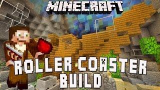 Minecraft: Underwater Roller Coaster Sunken Ship Scene   (Scarland Coaster Build Ep.34)