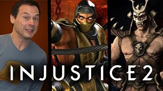 Injustice 2: Best Mortal Kombat References and Easter Eggs [Update]
