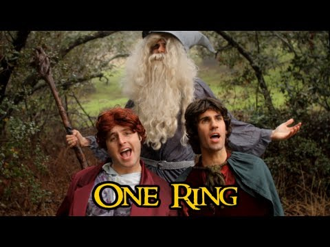The Hobbit - ONE RING (One Direction One Thing Parody)