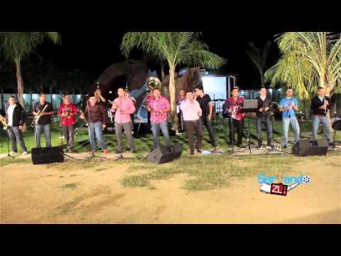 Lenin Ramirez Ft. Banda La Conquista - El Famoso Chino Antrax (En Vivo 2014)