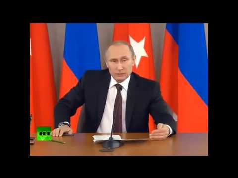 Ответ Путина Президенту Литвы
