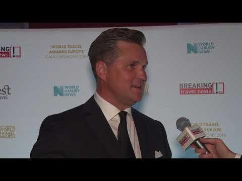 Marc Skvorc, general manager, Sunborn Gibraltar