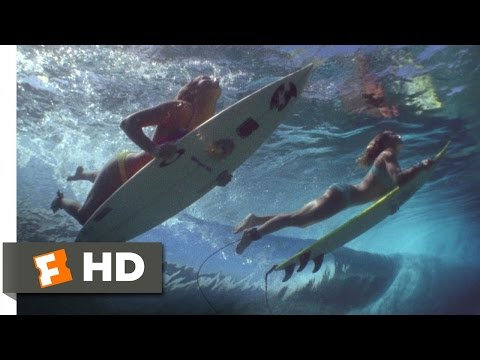 Step Into Liquid (1/10) Movie CLIP - It's All About the Wave (2003) HD