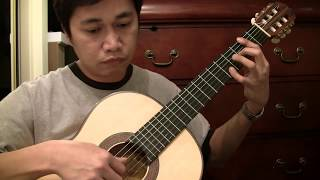 Bato Sa Buhangin - E. Cuenco  (arr. by Jose Valdez) Solo Classical Guitar
