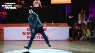 Nelson na GROOVENMOVE BATTLE!