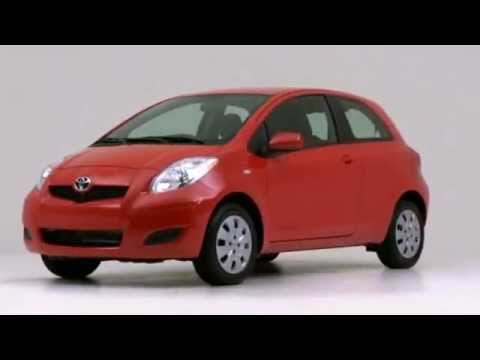 2011 Toyota Yaris Video