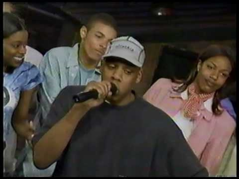 Jay-Z - Dead Presidents&Ain't No (LIVE) 1996
