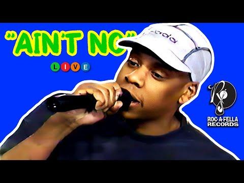 Jay-Z - Dead Presidents & Ain't No (LIVE) 1996