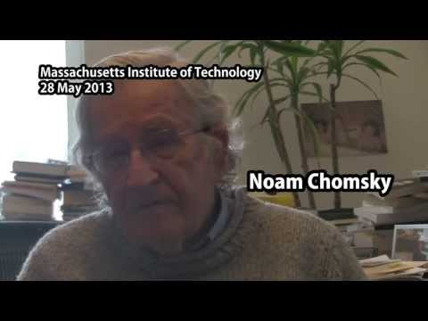 Noam Chomsky: Message for the Evacuation Trial Team