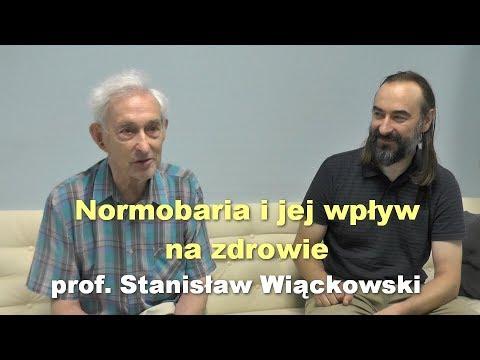 Normobaria I Jej Wpływ Na Zdrowie - Prof. Stanisław Wiąckowski