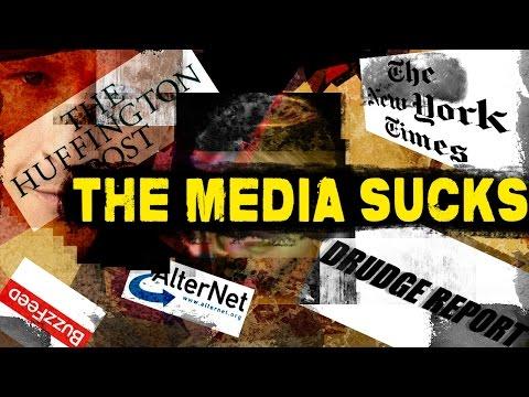 Why The News Media Sucks