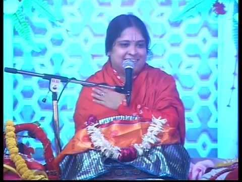 Sadhvi Purnima Ji Bhajans Jab Bolo Tab Shyama Shyam By Narsin Mehta Ji video