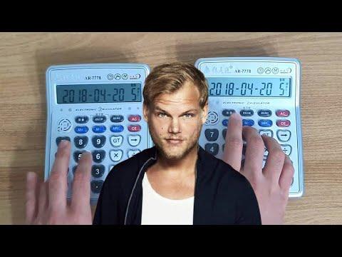 Avicii - Wake Me Up (Calculator Cover)
