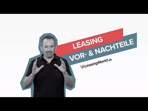 Leasing Vorteile & Nachteile   Leasing einfach erklärt