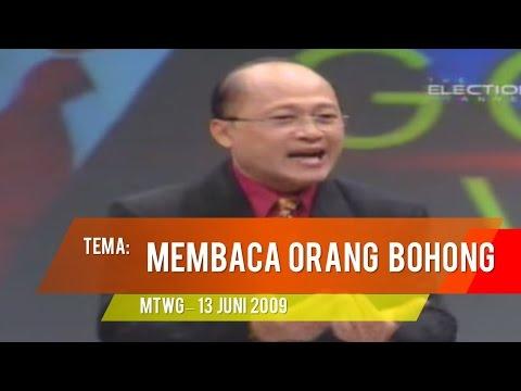 Mario Teguh Golden Ways - MEMBACA ORANG BOHONG (full-length)