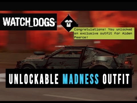 Unlock madness outfit quot complete madness digital trip unlockable